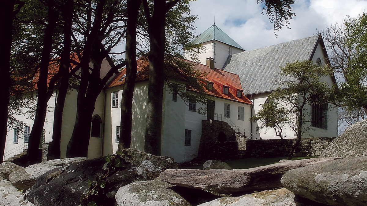 Utstein Abbey